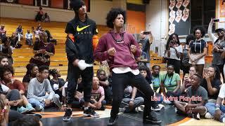 Les Twins Freestyle @ Stop Drop Dance | Camden, NJ 8-26-17