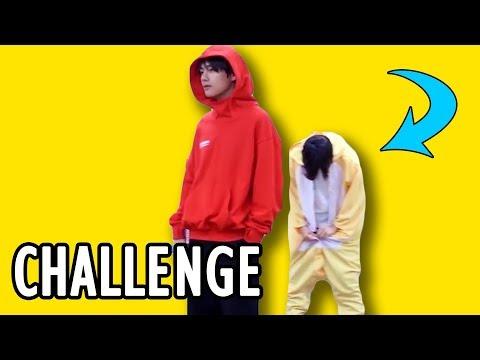 BTS You Laugh You Lose Challenge