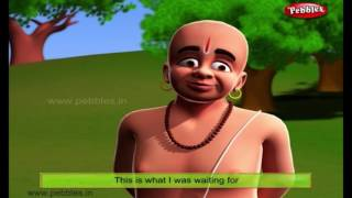 Raman Enters The Court | Moral Stories of Tenali Raman For Kids | 3D Tenali Raman Stories in English