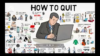 HOW TO QUIT PORN ADDICTION (Tips & Tricks) - Animated