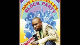 Mos Def   Universal Magnetic Dave Chapelle Block Party