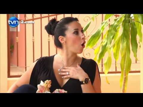 Ofelia Puig y Scarlett Los Reyes del Humor en Los Corticos TVN 2 Uy ya debe andar lejísimo