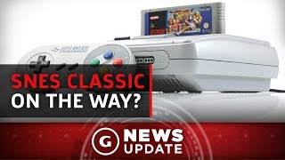 SNES Classic Edition Reportedly Coming This Year - GS News Update