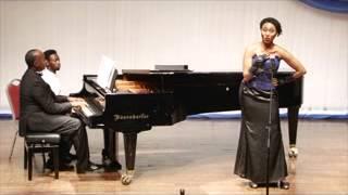 Ranti Sings Cabaret Songs by Benjamin Britten - Part 1