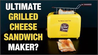 4 Grilled Cheese Makers Compared and Tested!