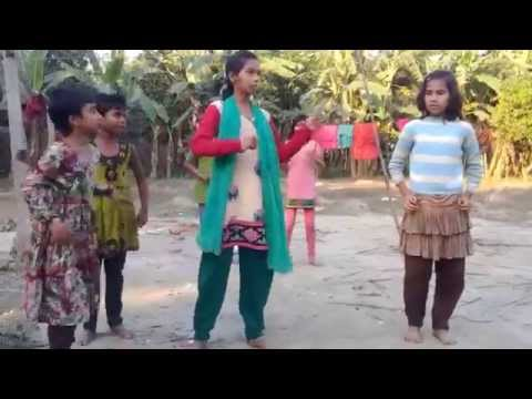 Bangladeshi kids dancing with victory day song || Nawab ganj, Dinajpur