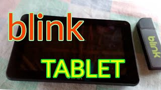 """BLINK BTI-720 7"""" TABLET DIGITAL TV UNBOXING"""