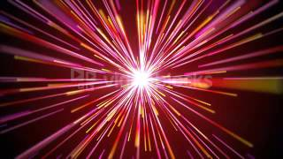 Bursting Energy Beams Motion Background