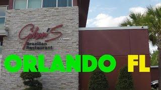 Gilson's Brazilian Restaurant.
