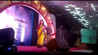 Ekhane Dujone Nirojone....By Rajib Bhattacharjee & Subarna Rahman (Live)