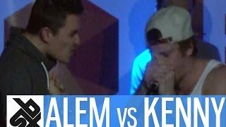 ALEM (FRA) vs KENNY URBAN (USA) | GBBB
