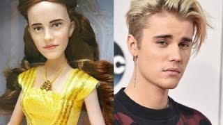 Is This Doll Emma Watson OR Justin Bieber?! | What