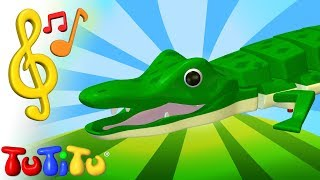 TuTiTu Toys and Songs for Children | Crocodile
