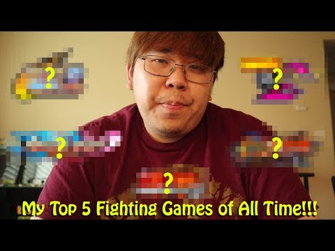 Xxx Mp4 Top 5 Favorite Fighting Games Of All Time 3gp Sex