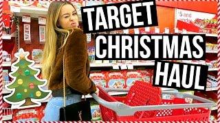 Target Christmas Haul! VLOGMAS Day 2!