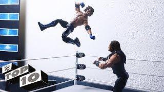 Top 10 AJ Styles Phenomenal Forearms: WWE Top 10