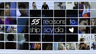 55 Reasons to ship Scott & Lydia