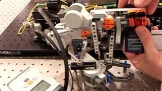 Terahertz Time Domain Spectroscopy Laser system - CLEO 2010