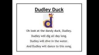 Alphafriends: Dudley Duck