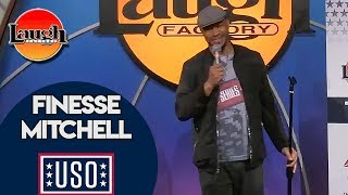 Finesse Mitchell | Swaddling Skills | Laugh Factory Stand Up Comedy