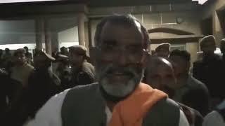 PM मोदी के सांसद के ख़िलाफ़ ग़ुस्से में CM योगी के विधायक के समर्थक,दे रहे गंदी गंदी गालियाँ
