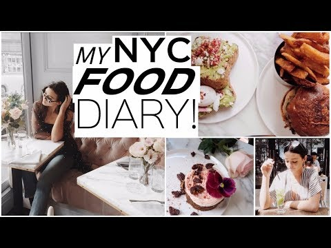 BEST PLACES TO EAT IN NYC Instagram spots to eat