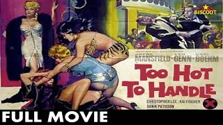 Too Hot to Handle | # CrimeThriller | Full Hollywood Action Movie | Jayne Mansfield | Leo Genn |