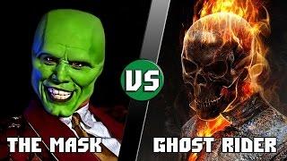 Маска (Dark Horse) vs Призрачный Гонщик (Marvel)/The Mask vs Ghost Rider - Кто Кого? [bezdarno]