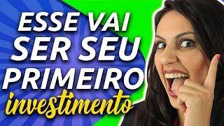 O MELHOR INVESTIMENTO pra quem NUNCA INVESTIU! Investimentos para iniciantes  - Júlia Mendonça