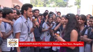 College Capmus- seshadripuram college - Yelahanka-part 2