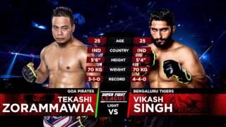 SFL+Delhi+2017%3A+Vikas+Singh+Ruhil+vs+Tekashi+Zorammawai