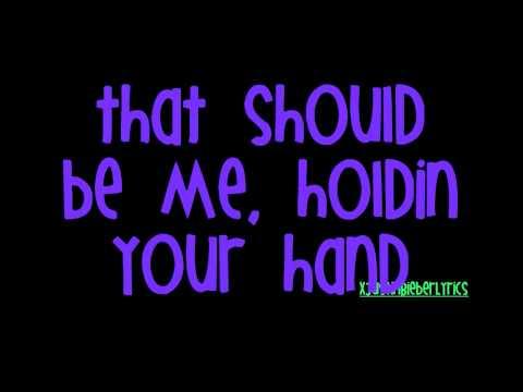 That Should Be Me Justin Bieber Lyrics My World 2.0 Studio Version