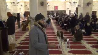 Tabligh Bayan AkhirZAMAN | Masjidil Aqsa | 18 Dec 2013 (Arabic)