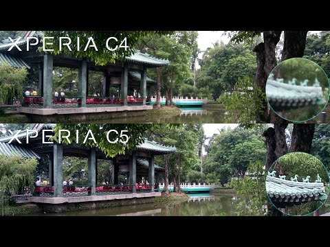 Sony Xperia C5 Ultra vs Xperia C4 Review, Comparison: Camera, Benchmark, Speaker