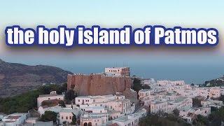 THE HOLY ISLAND OF PATMOS - vlog17