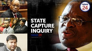 WATCH LIVE: #StateCaptureInquiry - First witness to testify on Day 2