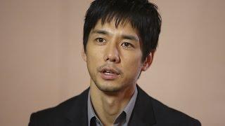 西島秀俊主演『MOZU』映画化、2015年公開