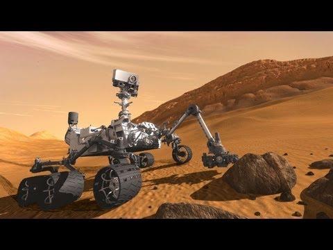 The Technology Behind NASA s Curiosity Landing