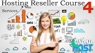 Restarting a WHM service manually - Hosting Reseller Course - gazellehost.com/reseller