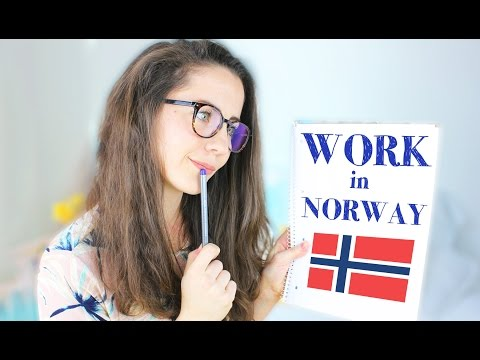 Facts about WORK IN NORWAY Mon Amie