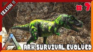 ARK SURVIVAL EVOLVED || SS11 || Ep.7 : Baddas Poison T.REX...Thành quả lao động