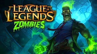 LEAGUE OF LEGENDS ZOMBIES (Black Ops 3 Zombies - SUMMONERS RIFT)