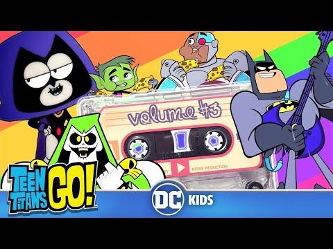 Xxx Mp4 Teen Titans Go KARAOKE Super Mixtape Vol 3 DC Kids 3gp Sex