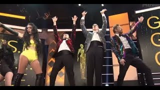 The Try Guys Opening Performance of GOATSE - Streamys 2018