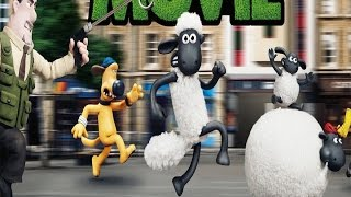 Shaun the Sheep The Movie - Shear Speed - Games For Kids