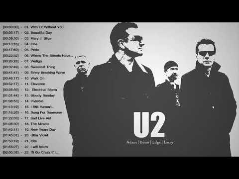 Best Of U2 The Best Of U2 Collection U2 Rock Songs Playlist