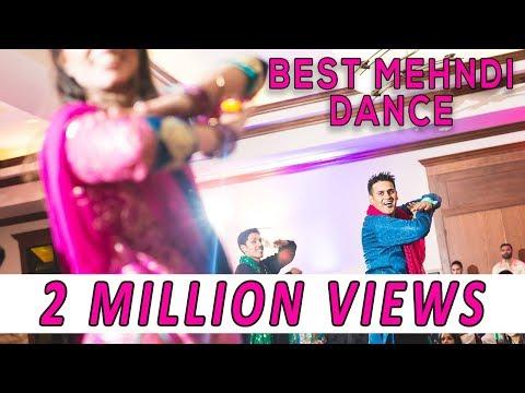 Osman and Maleeha s Mehndi Girls and Boys Dance