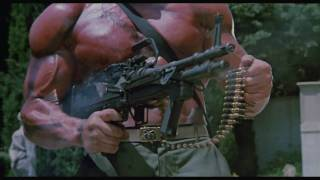 Commando (1985) TRAILER (HD)