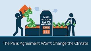 The Paris Climate Agreement Won