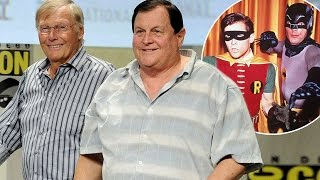 Batman 66 TV Show (Adam West) | Comic Con 2014 [Full Panel]